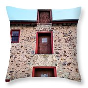 Fort Washington - Mather Mill Throw Pillow