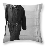 Forthside Habits  Throw Pillow
