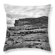 Fortress Aran Islands Throw Pillow
