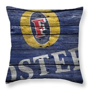 Fosters Throw Pillow
