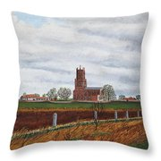 Fotheringhay Throw Pillow