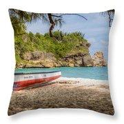 Foul Bay Throw Pillow