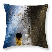 Foundation Number 132 Throw Pillow