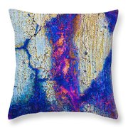Foundation Number Eleven Throw Pillow