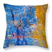 Foundation Number Fourteen Throw Pillow