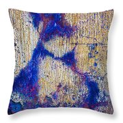 Foundation Number Ten Throw Pillow