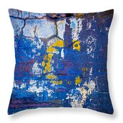 Foundation Number Twelve  Throw Pillow by Bob Orsillo