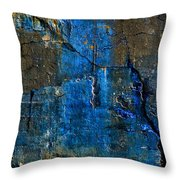 Foundation Three Throw Pillow by Bob Orsillo
