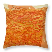 Fourth Creation Throw Pillow