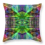 Fourth Dimension Ap130511-22 Throw Pillow