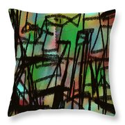Iguacu Throw Pillow