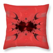 Fractal 003 Throw Pillow