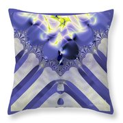 Fractal 006 Throw Pillow