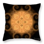 Fractal 013 - 1 Throw Pillow