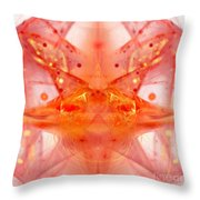 Fractal 102 Throw Pillow