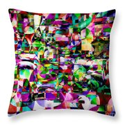 Fractured Fairytales Throw Pillow
