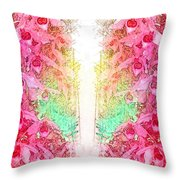 Fragrance Throw Pillow