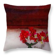 Frailes Throw Pillow