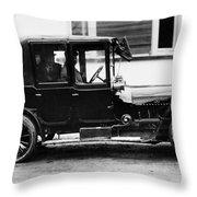France Motorcar, C1910 Throw Pillow