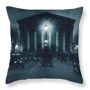 France Paris, C1920 Throw Pillow