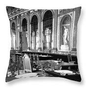 France Versailles, 1919 Throw Pillow