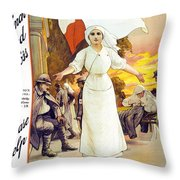 France's Day Throw Pillow by Anonymous