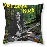 Frank In The Woods 2 Throw Pillow