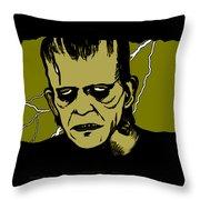 Frankenstein 31' Throw Pillow