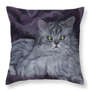 In Memory Of Frasier  Throw Pillow