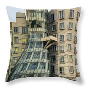 Fred And Ginger Throw Pillow