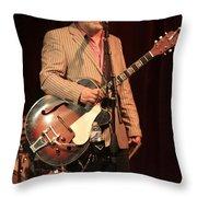 Fred Eaglesmith Throw Pillow