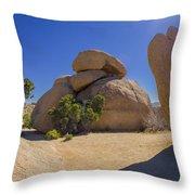 Fred Flintstone  Throw Pillow