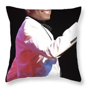 Freddie Jackson Throw Pillow
