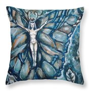 Free As The Wind Throw Pillow
