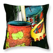 Free Local Calls Throw Pillow by Steve Taylor