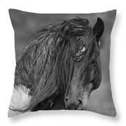 Freedom Close Up Throw Pillow
