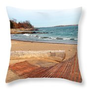 Freedom Day Throw Pillow