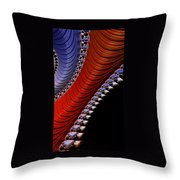 Freedom Frontier Throw Pillow
