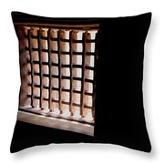 Freedom Lost Throw Pillow
