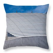 Fremantle Maritime Museum Roof 02 Throw Pillow