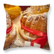 French - Alsace Pastry Throw Pillow