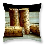 French Connection Throw Pillow by Jon Neidert
