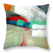 Fresh Paint #1 Throw Pillow