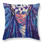 Freya Throw Pillow