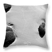 Freycinet Shore Throw Pillow