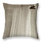 Friant Dam, C1940 Throw Pillow