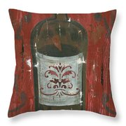 Friendships Like Wine Throw Pillow