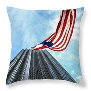 From A Different Perspective Throw Pillow by Rene Triay Photography