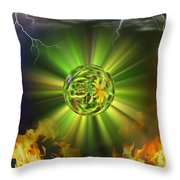 From Chaos Throw Pillow