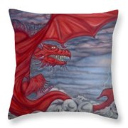 From Creation Throw Pillow